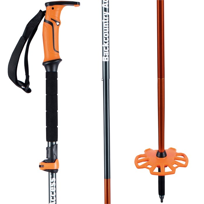BCA - Scepter 4S Collapsible Ski Poles 2022