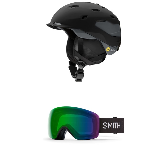 Smith - Quantum MIPS Helmet + Skyline Goggles