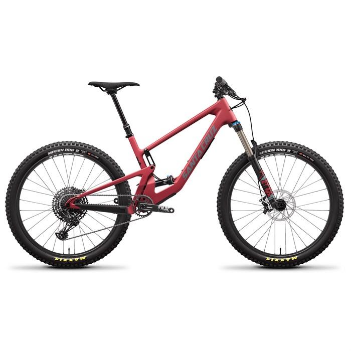 Santa Cruz Bicycles - 5010 C R Complete Mountain Bike 2021