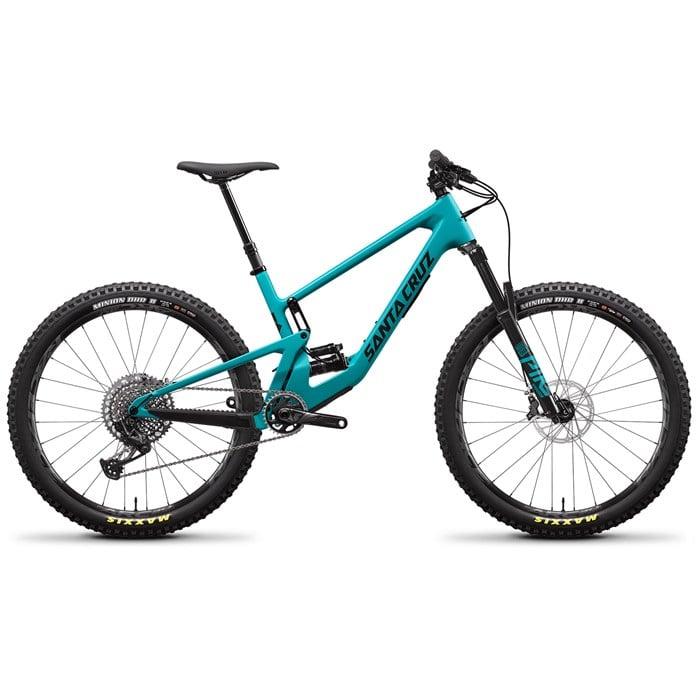 Santa Cruz Bicycles - 5010 CC X01 Complete Mountain Bike 2021