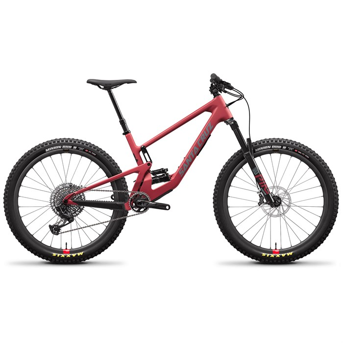 Santa Cruz Bicycles - 5010 CC X01 Reserve Complete Mountain Bike 2021