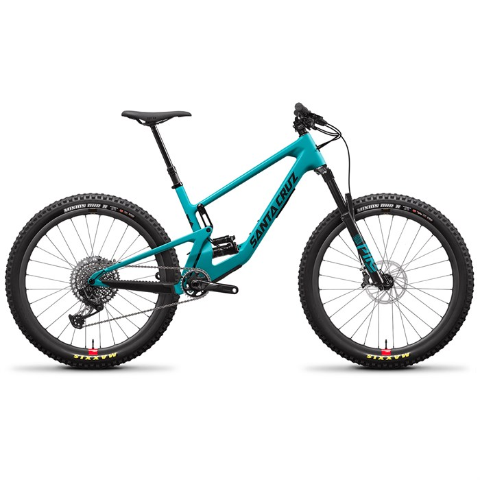 Santa Cruz Bicycles - 5010 CC X01 Reserve Complete Mountain Bike 2021