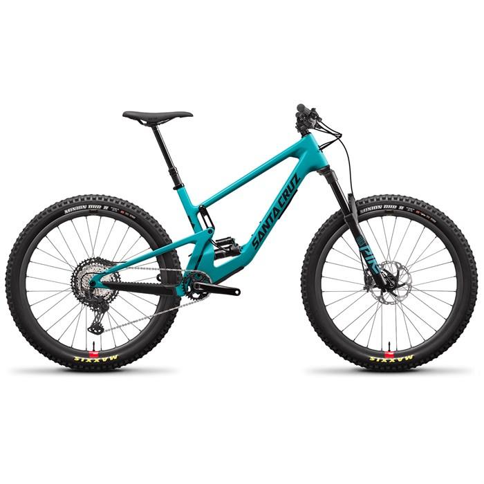 Santa Cruz Bicycles - 5010 C XT Reserve Complete Mountain Bike 2021