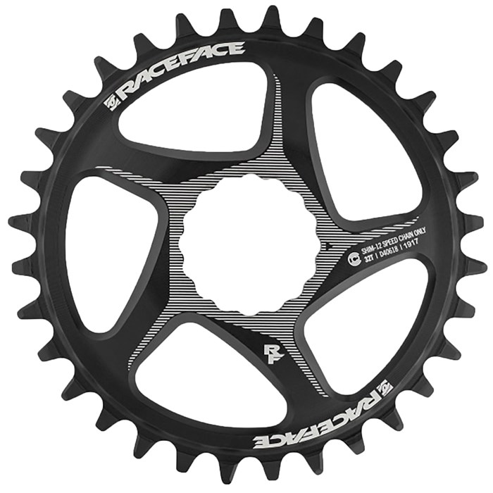 Race Face - Narrow Wide Direct Mount Cinch Shimano 12 Speed Chainring