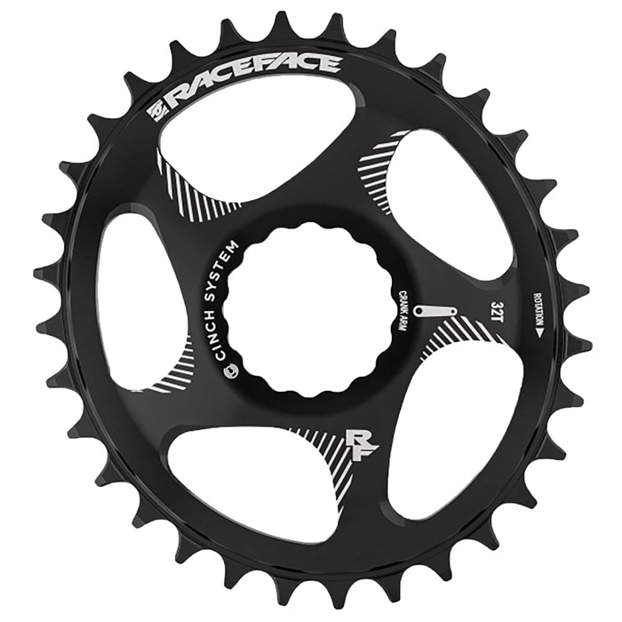 Race Face - Narrow Wide Direct Mount Cinch Oval Chainring