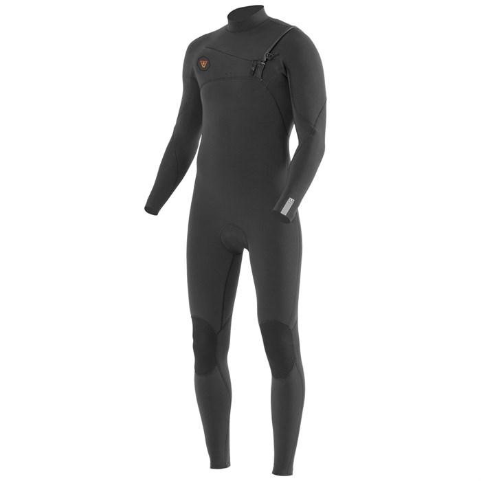 Vissla - 7 Seas 4/3 Chest Zip Wetsuit
