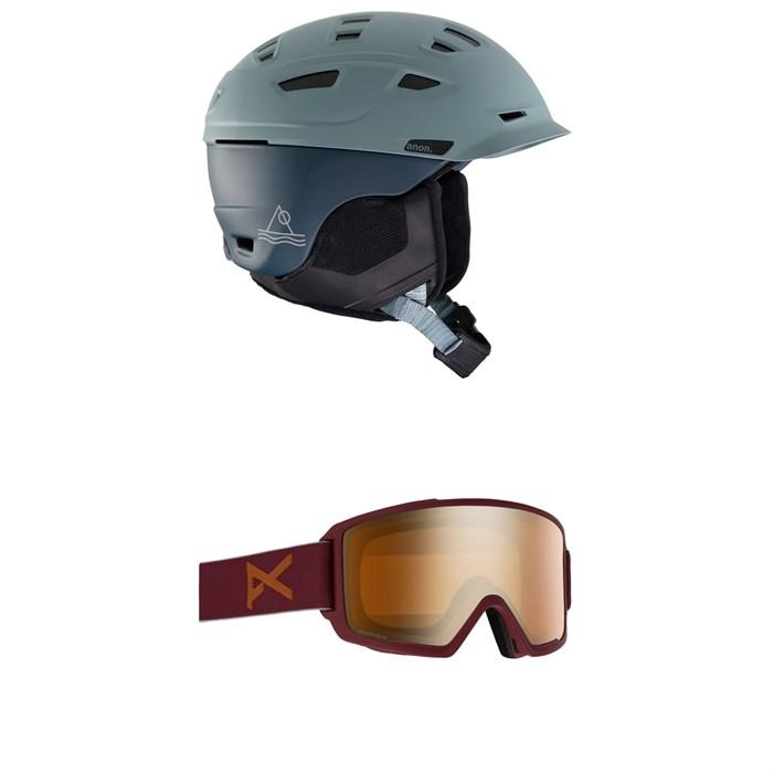 Anon - Prime MIPS Helmet + M3 Goggles