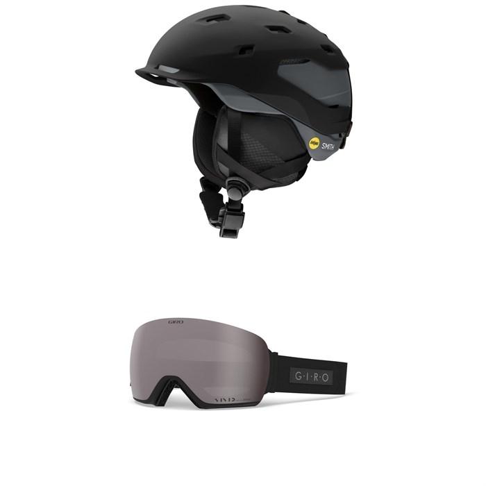 Smith - Quantum MIPS Helmet + Giro Lusi Goggles - Women's