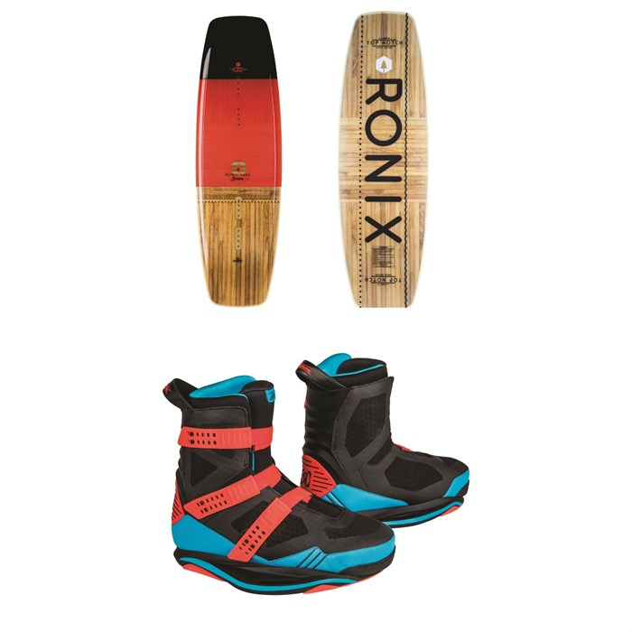 Ronix - Top Notch Nu Core 2 + Supreme Wakeboard Package 2019