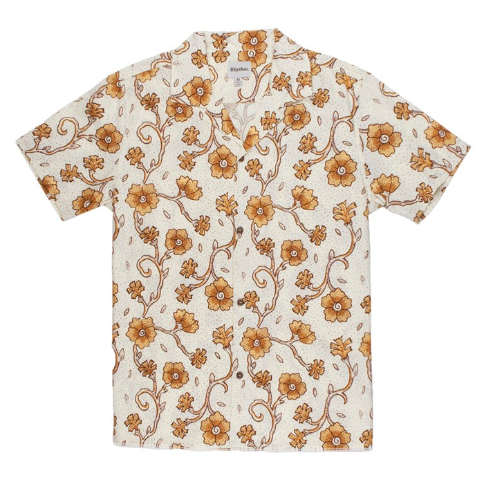 Rhythm - Desert Flower Short-Sleeve Shirt
