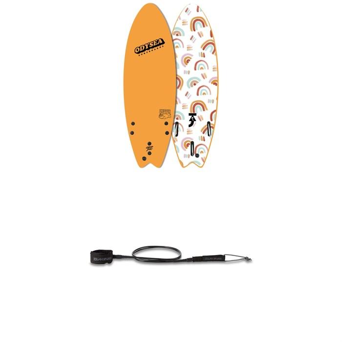 "Catch Surf - Odysea 5'6"" Skipper Thruster x Taj Burrow Pro Surfboard + Dakine Kainui Team 6' Leash"