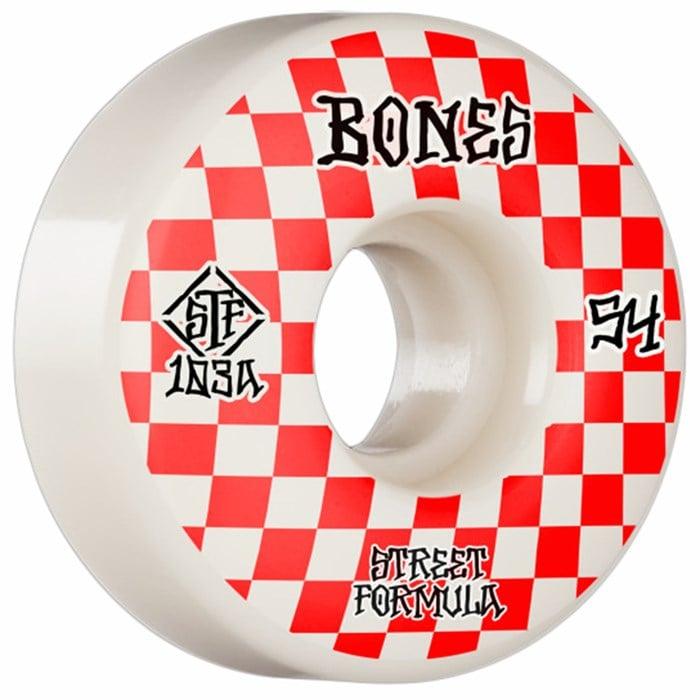 Bones - Patterns STF Slims 103a V3 Skateboard Wheels