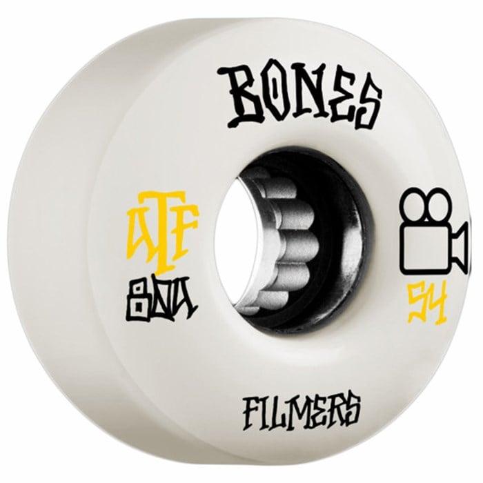 Bones - Filmers ATF 80a Skateboard Wheels
