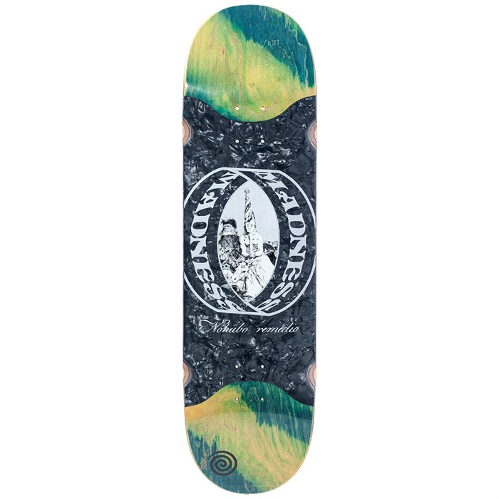 Madness - Nohubo Ring Popsicle 8.625 Skateboard Deck