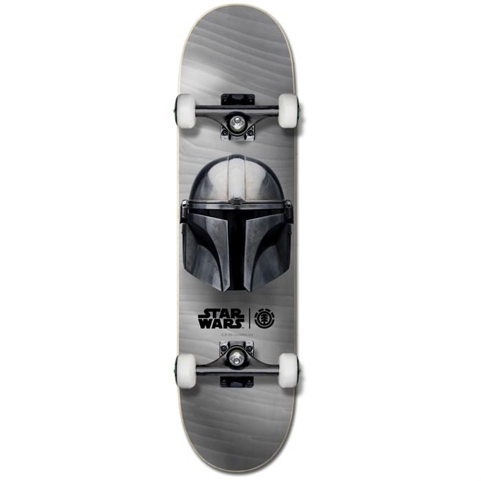 Element - Star Wars Beskar 8.0 Skateboard Complete
