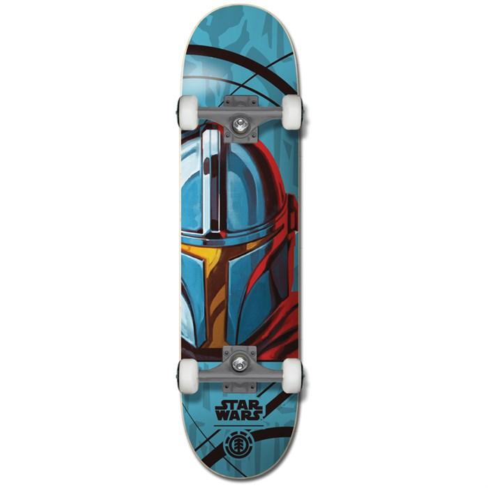 Element - Star Wars Mando 8.0 Skateboard Complete