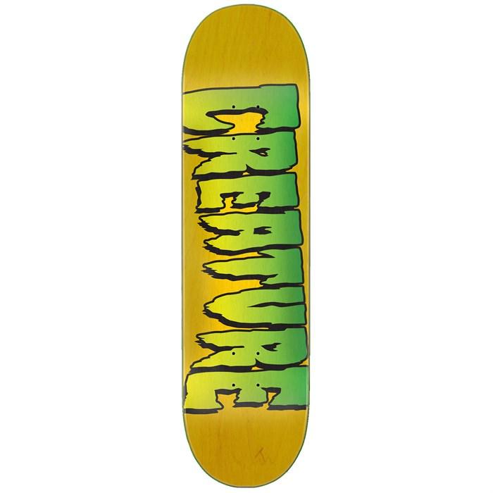 Creature - Logo Stumps 8.0 Skateboard Deck