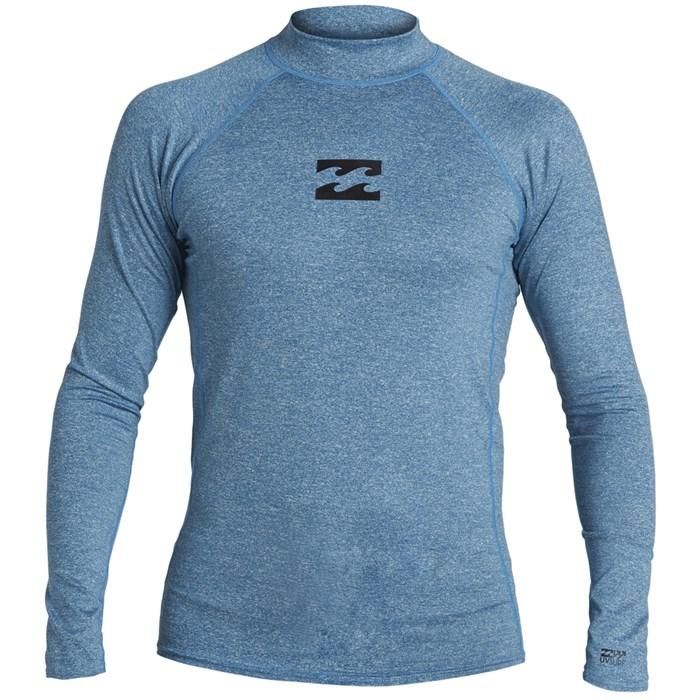 Billabong - All Day Wave Performance Fit Long Sleeve Surf Shirt