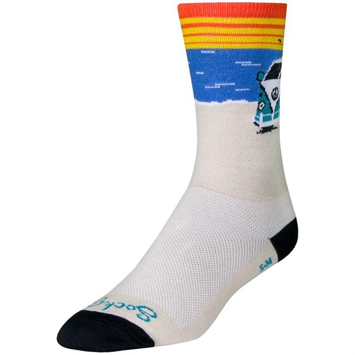 SockGuy - Daze Crew Socks