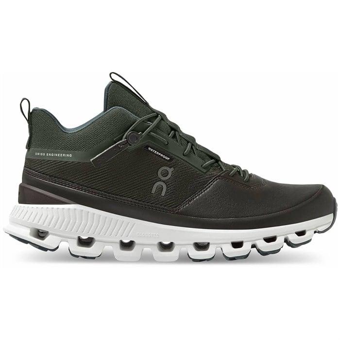 On - Cloud Hi Waterproof Shoes - Women's
