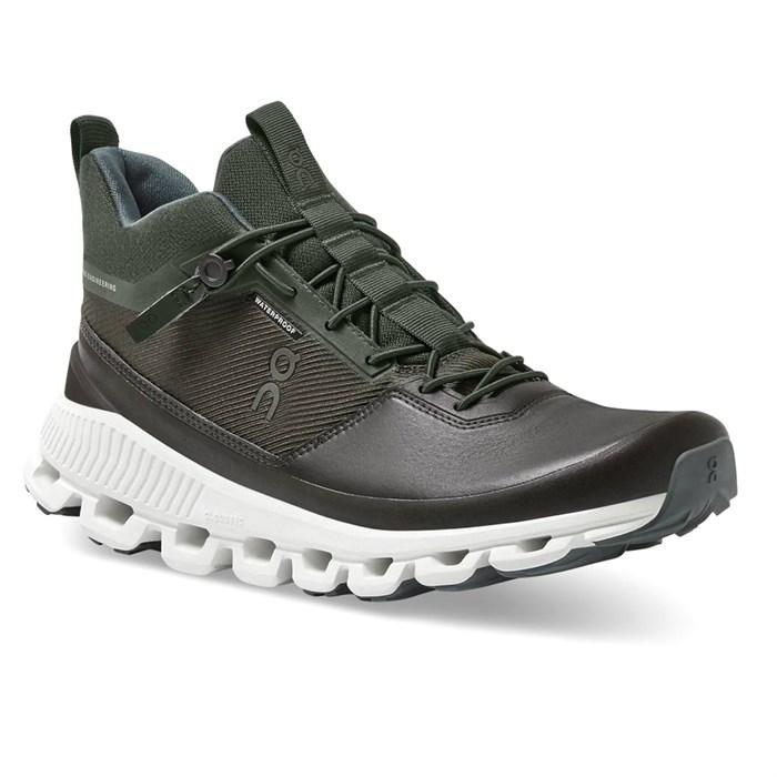 On Cloud Hi Waterproof Shoes - Women's