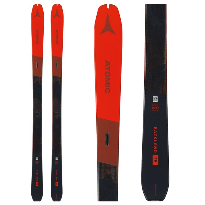 Atomic - Backland 78 Skis 2020