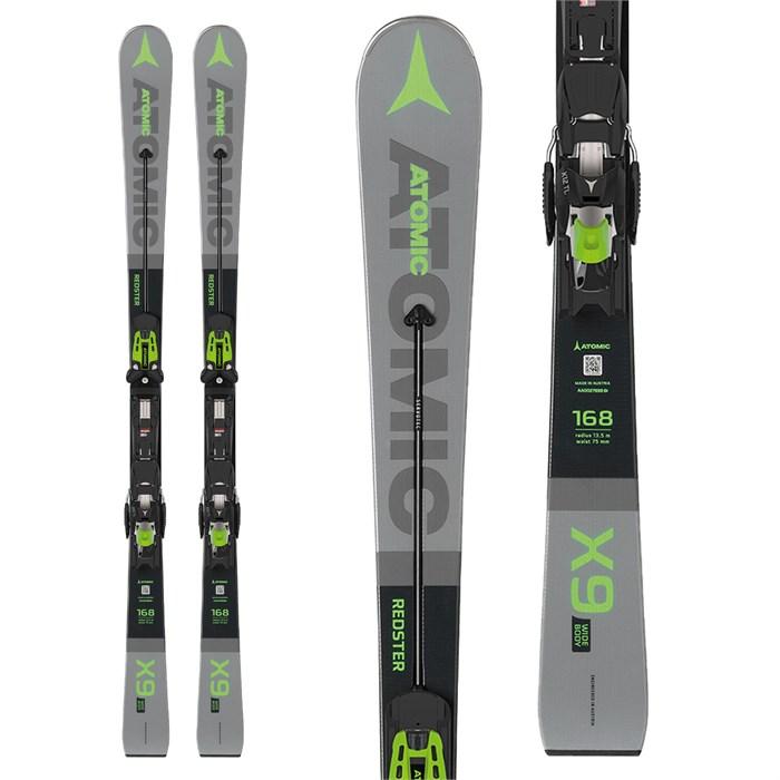 Atomic - Redster X9 WB Skis + X 12 TL GW Bindings 2020