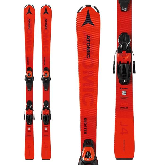 Atomic - Redster J4 Skis + L6 GW Bindings - Boys' 2020