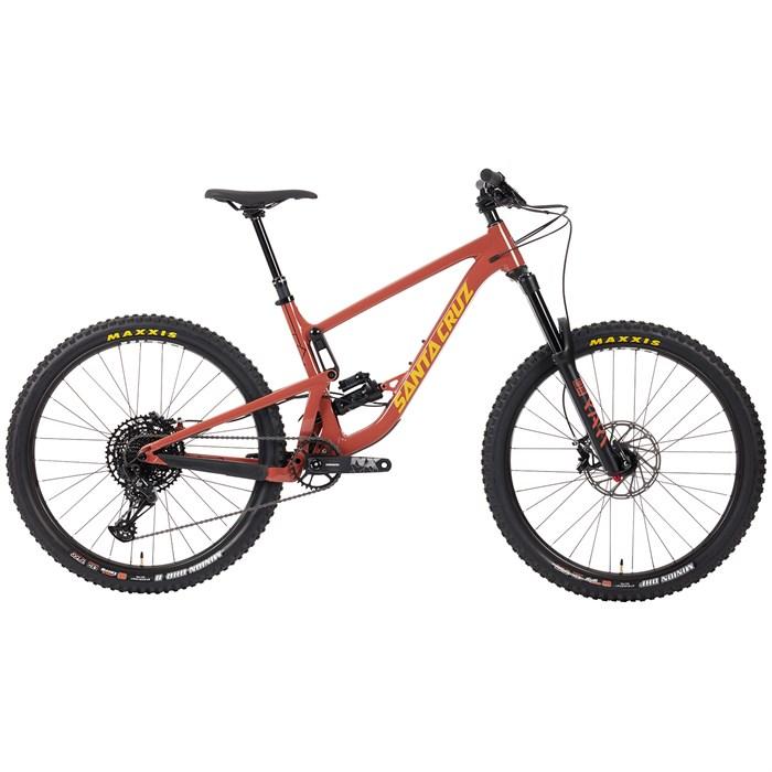 Santa Cruz Bicycles - Bronson A R Complete Mountain Bike 2021
