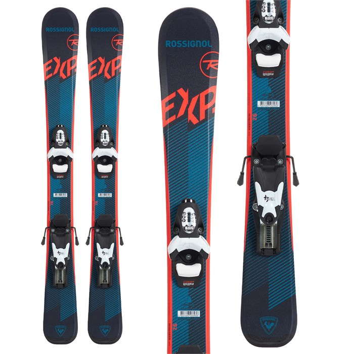 Rossignol - Experience Pro Skis + Team 4 Bindings - Little Boys' 2021