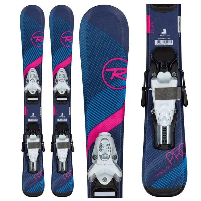 Rossignol - Experience Pro W Skis + Team 4 Bindings - Little Girls' 2021