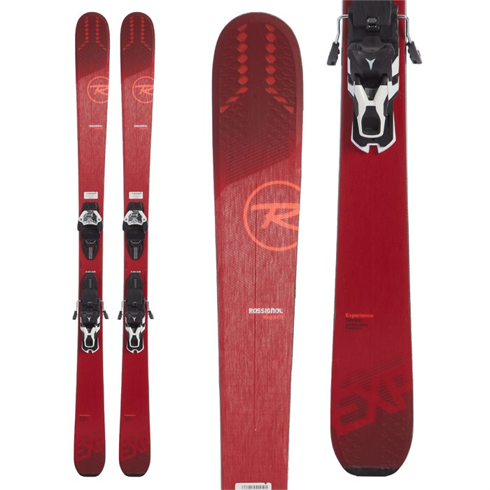 Rossignol - Experience 94 Ti Skis + Warden 13 Demo Bindings 2020 - Used