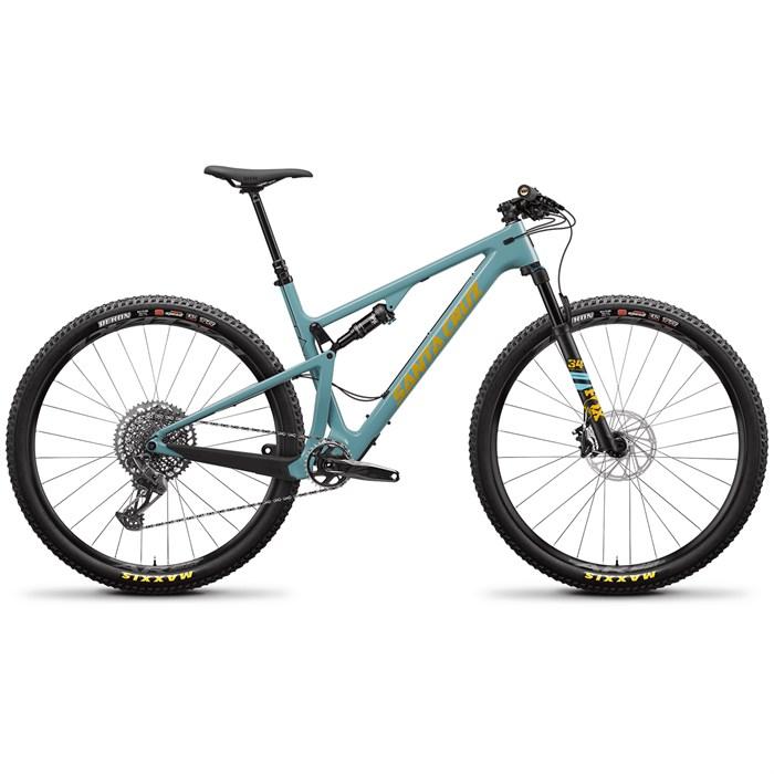 Santa Cruz Bicycles - Blur C S TR Complete Mountain Bike 2021