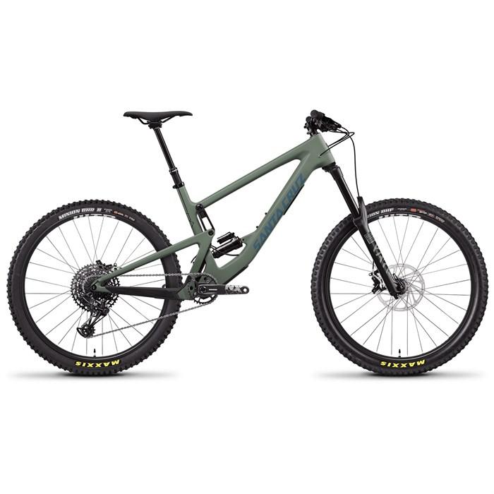 Santa Cruz Bicycles - Bronson C R Complete Mountain Bike 2021