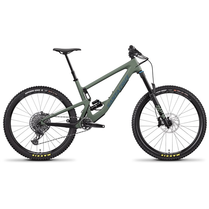 Santa Cruz Bicycles - Bronson C S Complete Mountain Bike 2021