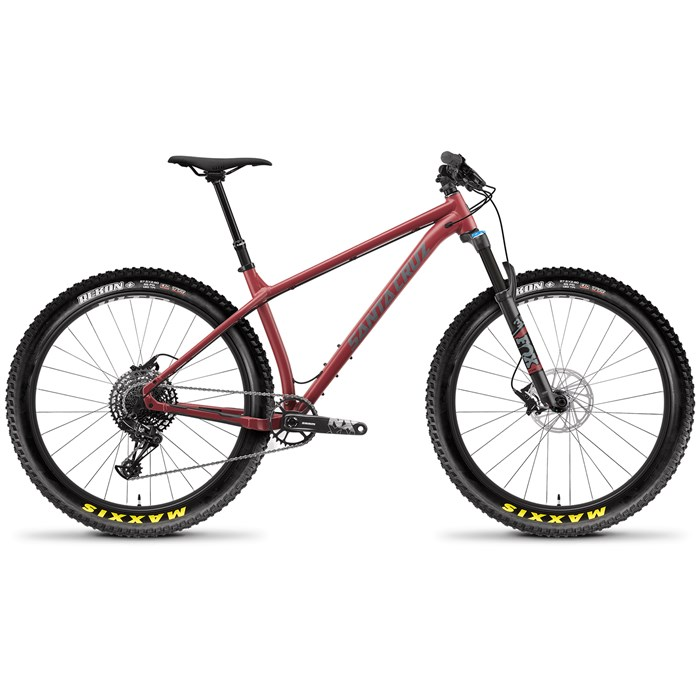 Santa Cruz Bicycles - Chameleon A R+ Complete Mountain Bike 2021