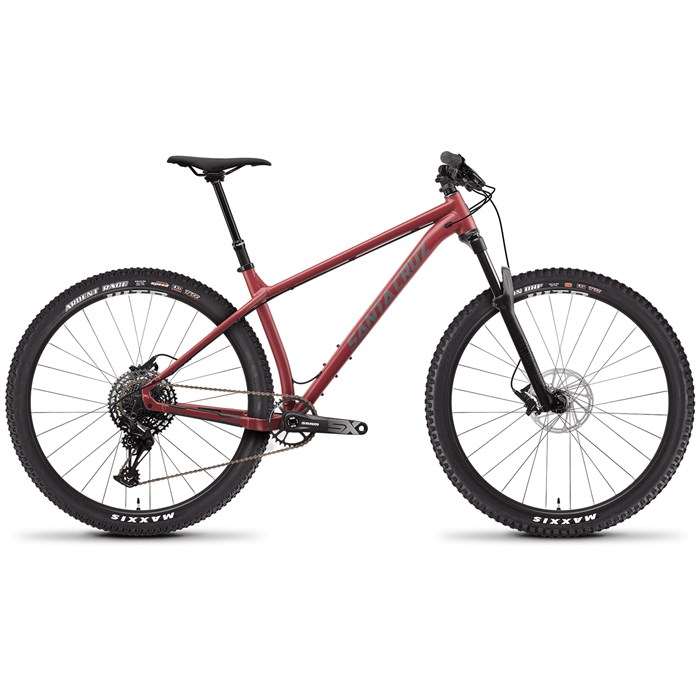 Santa Cruz Bicycles - Chameleon A D Complete Mountain Bike 2021