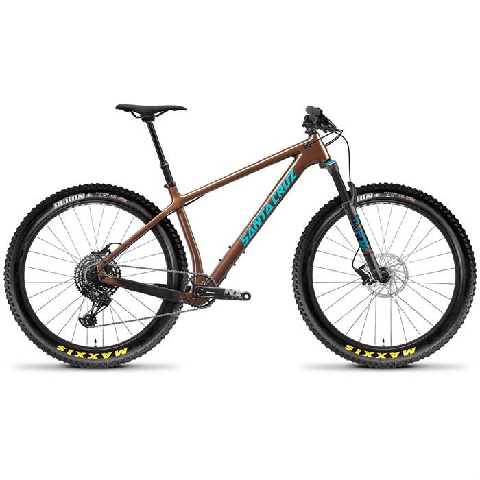 Santa Cruz Bicycles - Chameleon C R+ Complete Mountain Bike 2021