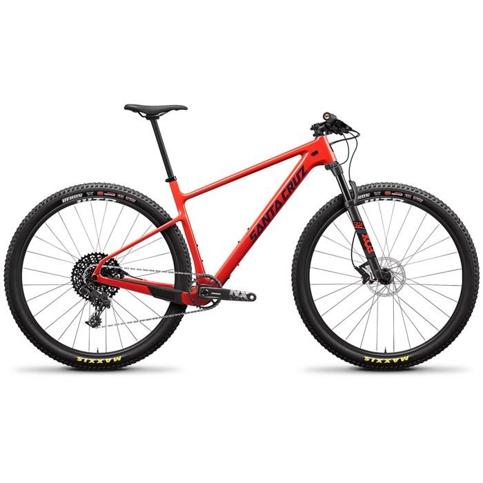 Santa Cruz Bicycles - Highball C R Complete Mountain Bike 2021