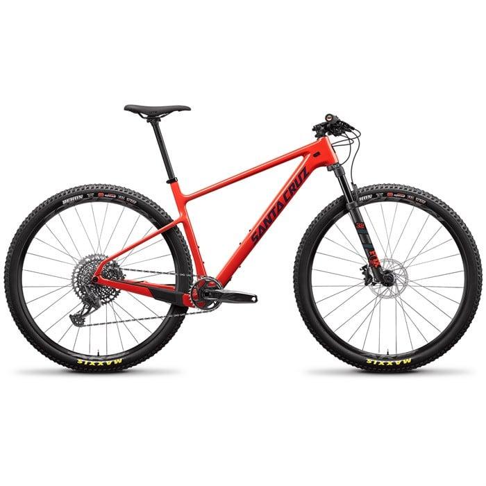 Santa Cruz Bicycles - Highball C S Complete Mountain Bike 2021