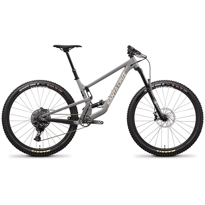 Santa Cruz Bicycles - Hightower A D Complete Mountain Bike 2021