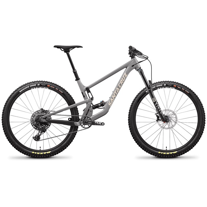 Santa Cruz Bicycles - Hightower A R Complete Mountain Bike 2021