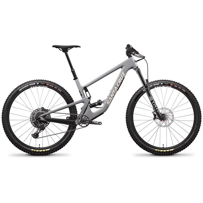 Santa Cruz Bicycles - Hightower C R Complete Mountain Bike 2021