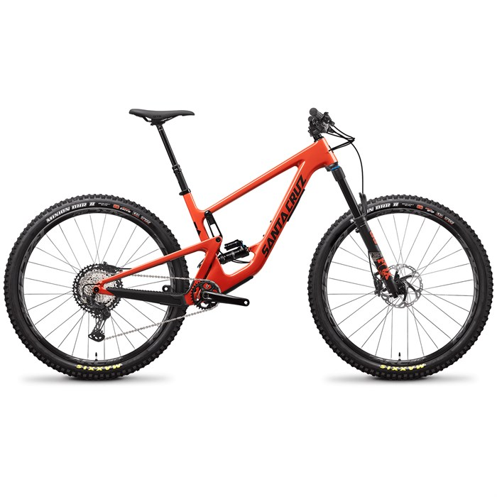 Santa Cruz Bicycles - Hightower C XT Complete Mountain Bike 2021
