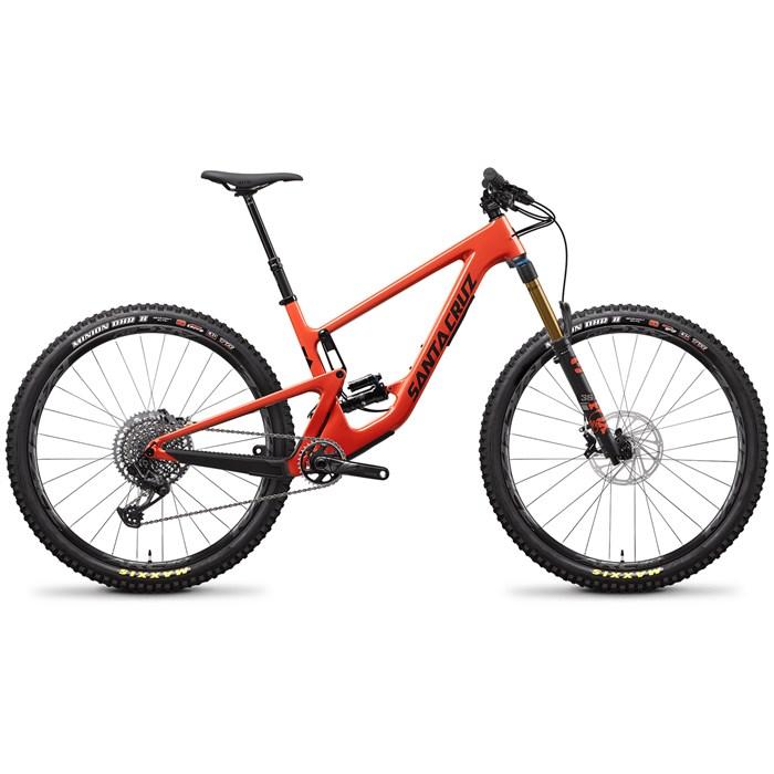 Santa Cruz Bicycles - Hightower CC X01 Complete Mountain Bike 2021
