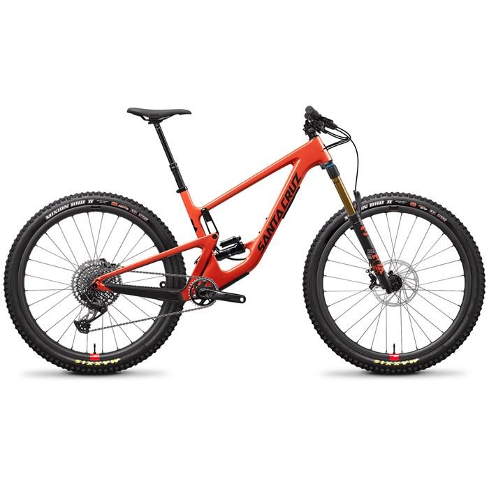 Santa Cruz Bicycles - Hightower CC X01 Reserve Complete Mountain Bike 2021