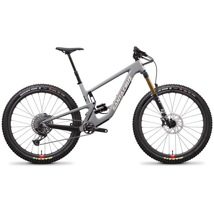 Santa Cruz Bicycles - Hightower CC X01 Reserve Complete Mountain Bike 2021