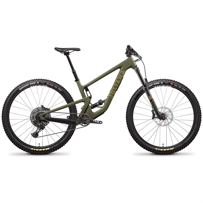 Juliana - Maverick C R Complete Mountain Bike - Women's 2021