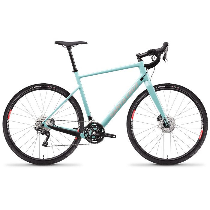 Santa Cruz Bicycles - Stigmata CC GRX 700c Complete Bike 2021