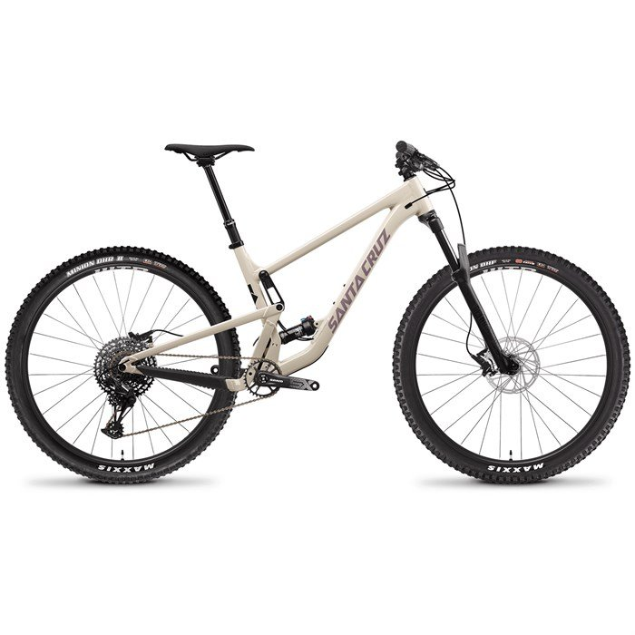 Santa Cruz Bicycles - Tallboy A D Complete Mountain Bike 2021